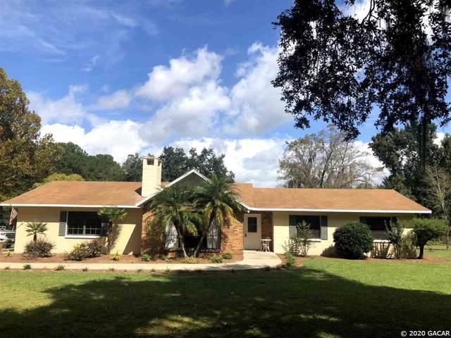 1728 SW Wacahoota Road, Micanopy, FL 32667 (MLS #431212) :: Pristine Properties