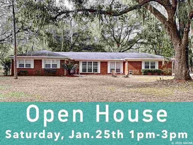 16714 NE 10TH Street, Gainesville, FL 32609 (MLS #431256) :: Better Homes & Gardens Real Estate Thomas Group