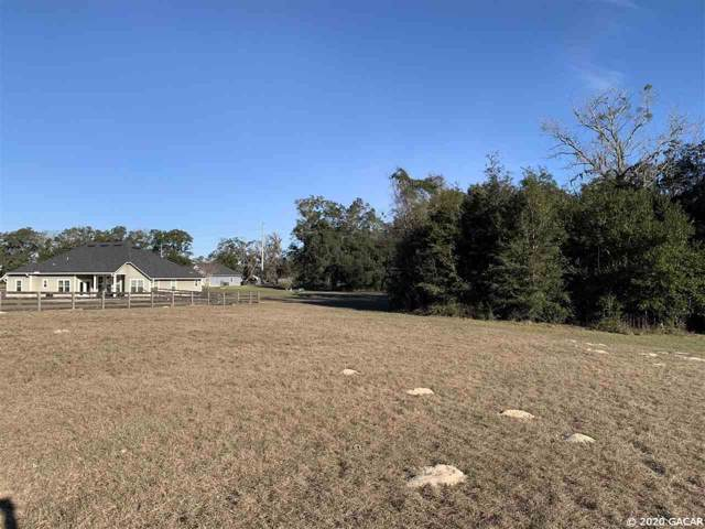 25155 NW 173RD Avenue, High Springs, FL 32643 (MLS #431339) :: Bosshardt Realty