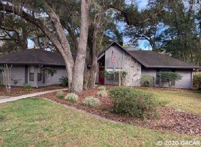2115 SW 76 Terrace, Gainesville, FL 32607 (MLS #431444) :: Rabell Realty Group