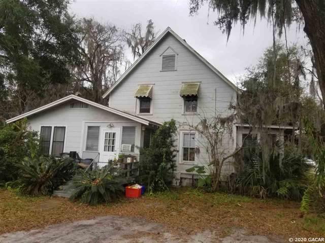 2523 NW 6th Street, Gainesville, FL 32609 (MLS #431497) :: Bosshardt Realty