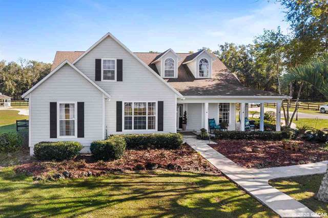 9205 NW 188th Way, Alachua, FL 32615 (MLS #431566) :: Rabell Realty Group