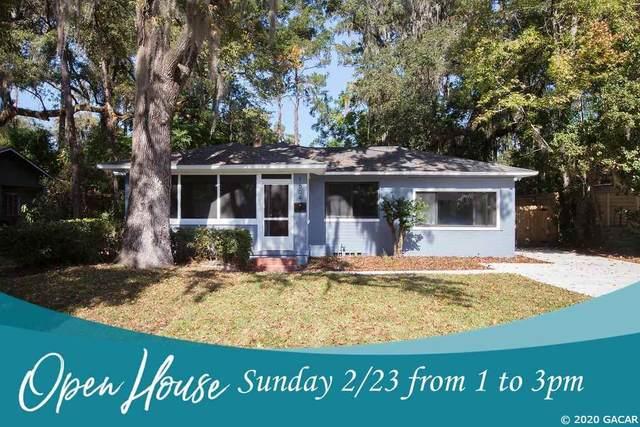 1604 NW 6th Avenue, Gainesville, FL 32603 (MLS #432008) :: Abraham Agape Group
