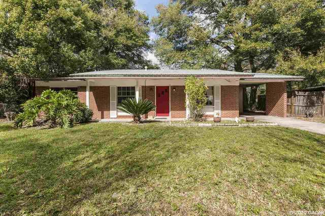 1616 NE 19th Place, Gainesville, FL 32609 (MLS #432041) :: Pepine Realty