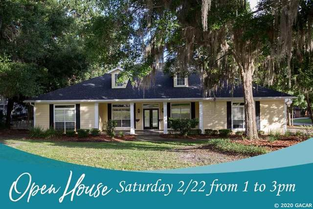 7911 NW 56th Way, Gainesville, FL 32653 (MLS #432100) :: Abraham Agape Group