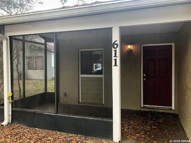 611 SW 3rd Street, Gainesville, FL 32601 (MLS #432301) :: Abraham Agape Group