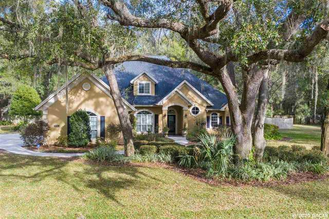149 NW 166th Terrace, Newberry, FL 32669 (MLS #432641) :: Abraham Agape Group
