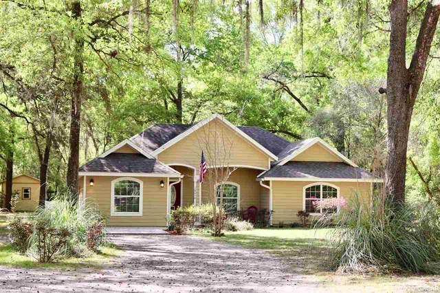 10650 NW 104th Street, Archer, FL 32618 (MLS #433468) :: Pristine Properties