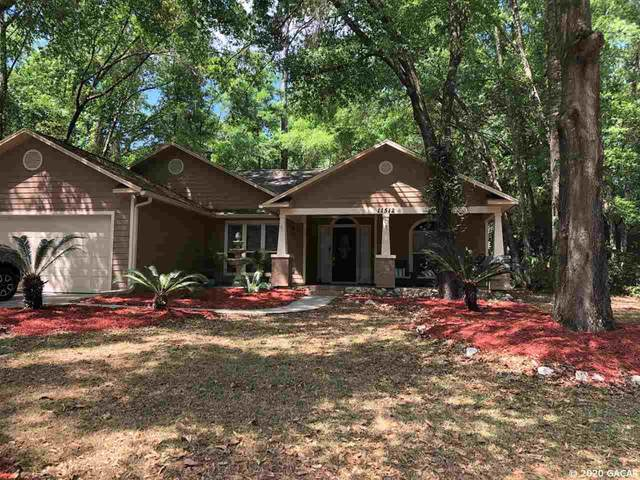 11512 NW 13th Lane, Gainesville, FL 32606 (MLS #433486) :: Bosshardt Realty