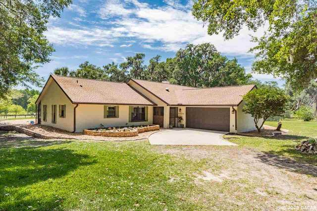 16718 N Highway 329, Reddick, FL 32686 (MLS #433750) :: Rabell Realty Group