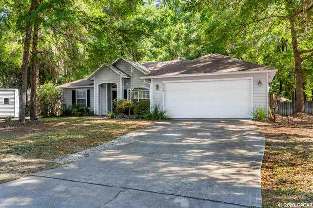 8504 SW 57TH Lane, Gainesville, FL 32608 (MLS #433795) :: Rabell Realty Group