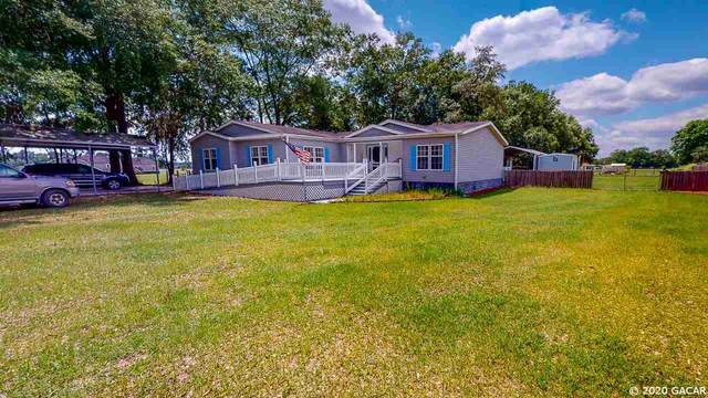 20452 NW 20th Terrace, Brooker, FL 32622 (MLS #434056) :: Better Homes & Gardens Real Estate Thomas Group