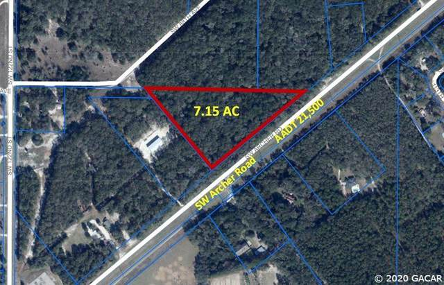 11700 SW Archer Road, Gainesville, FL 32608 (MLS #434597) :: The Curlings Group