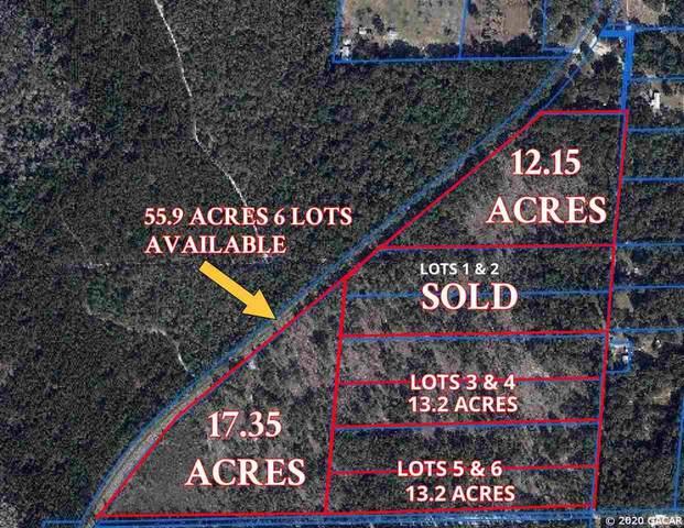 TBD NE County Road 219A, Melrose, FL 32666 (MLS #434746) :: Pristine Properties