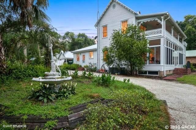6212 Quail Street, Melrose, FL 32666 (MLS #435002) :: Better Homes & Gardens Real Estate Thomas Group