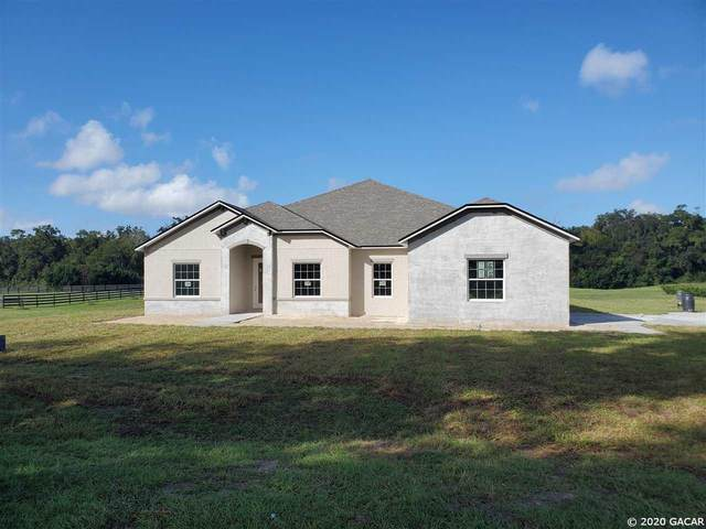 5346 SW 215th Terrace, Newberry, FL 32669 (MLS #435188) :: The Curlings Group