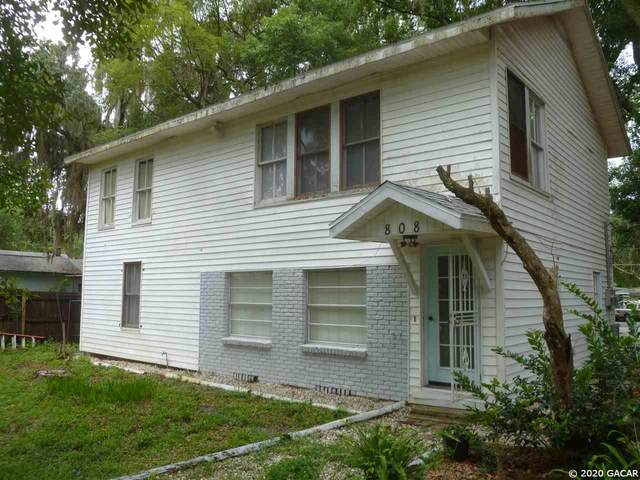 808 NE 7th Place, Gainesville, FL 32601 (MLS #435386) :: Abraham Agape Group