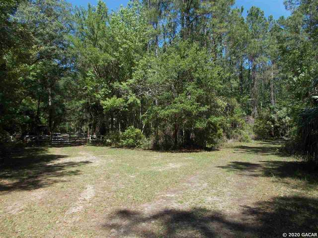 Tract  115 SW Buck Trail, Chiefland, FL 32626 (MLS #435455) :: The Curlings Group