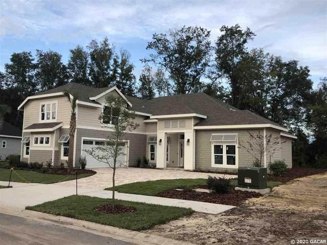 701 SW 125th Terrace, Newberry, FL 32669 (MLS #435572) :: The Curlings Group