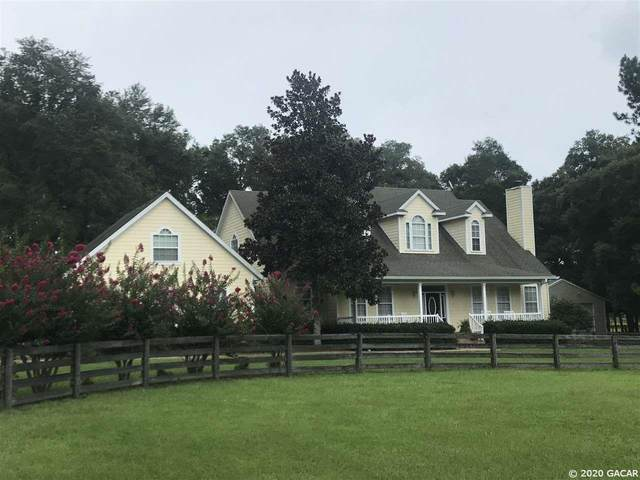 1907 SW 120 Terrace, Gainesville, FL 32607 (MLS #435665) :: Abraham Agape Group