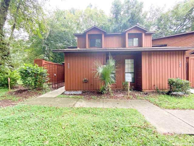 905 SW 57th Drive, Gainesville, FL 32607 (MLS #435690) :: Abraham Agape Group