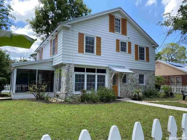 1005 NE 5th Avenue, Gainesville, FL 32601 (MLS #435748) :: Better Homes & Gardens Real Estate Thomas Group