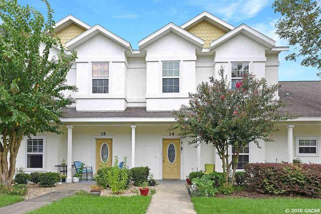 194 SW 145th Drive #14, Newberry, FL 32669 (MLS #436187) :: Abraham Agape Group