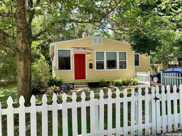 1023 NE 8th Avenue, Gainesville, FL 32601 (MLS #436332) :: Rabell Realty Group