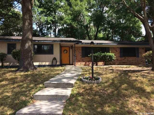 3224 NW 25th Avenue, Gainesville, FL 32605 (MLS #436768) :: Abraham Agape Group
