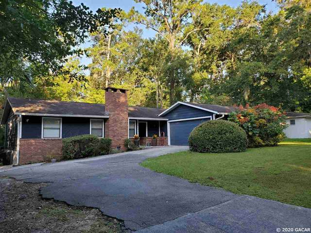 922 NW 39th Drive, Gainesville, FL 32606 (MLS #436956) :: Pepine Realty