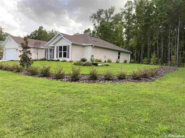 2546 NW 106 Way, Gainesville, FL 32606 (MLS #437224) :: Abraham Agape Group