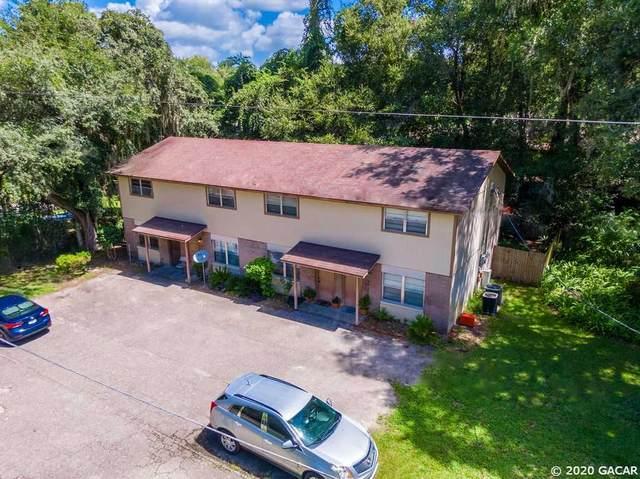 3417 SW 28th Terrace D, Gainesville, FL 32608 (MLS #437799) :: Abraham Agape Group