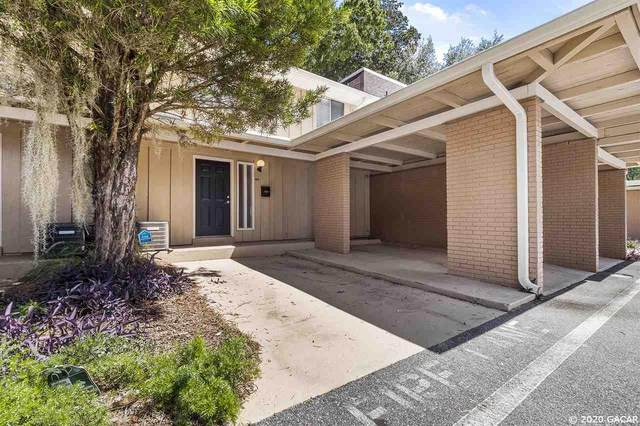 507 NW 39th Road #155, Gainesville, FL 32607 (MLS #437843) :: Better Homes & Gardens Real Estate Thomas Group