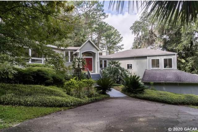 17704 SE 59th Street, Micanopy, FL 32667 (MLS #438081) :: Better Homes & Gardens Real Estate Thomas Group