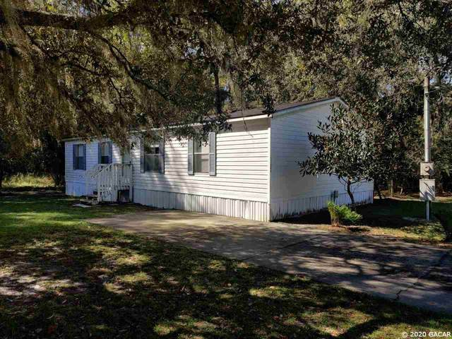 11396 NW 112TH Place, Chiefland, FL 32626 (MLS #438765) :: The Curlings Group