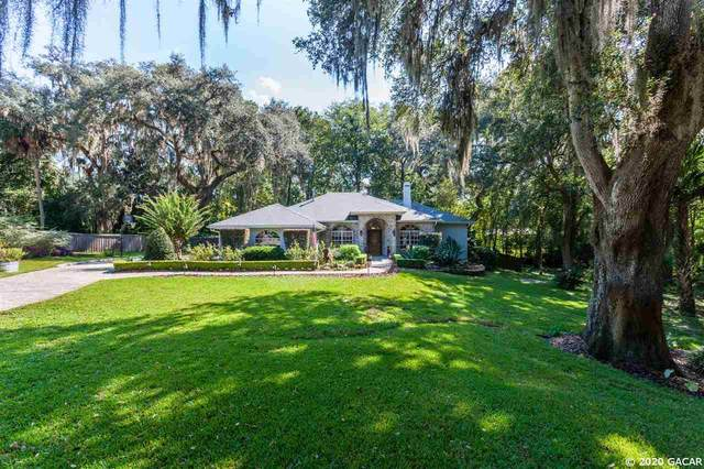 5548 SW 37th Drive, Gainesville, FL 32608 (MLS #438907) :: Better Homes & Gardens Real Estate Thomas Group