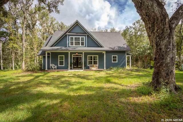 11219 SW 16 Street, Micanopy, FL 32667 (MLS #438926) :: Better Homes & Gardens Real Estate Thomas Group