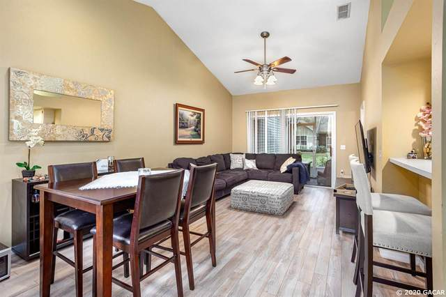 4700 SW Archer Road J-71, Gainesville, FL 32608 (MLS #438979) :: The Curlings Group