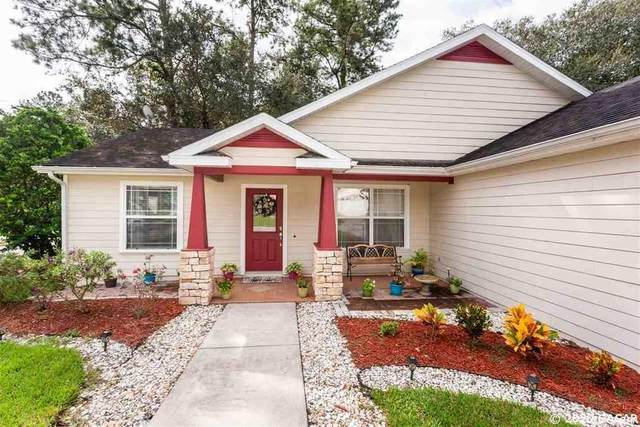 9303 NW 23rd Place, Gainesville, FL 32606 (MLS #439055) :: The Curlings Group