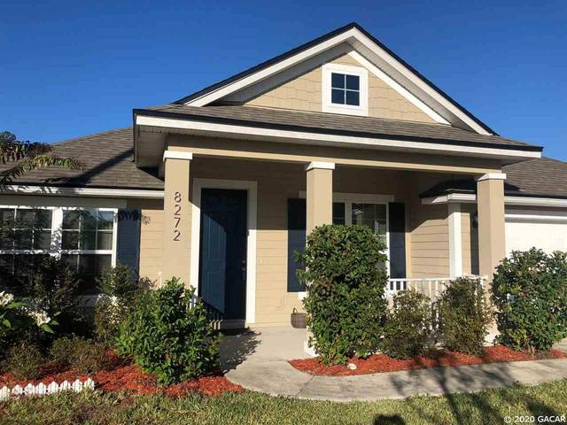 8272 NW 54th Street, Gainesville, FL 32653 (MLS #439211) :: Rabell Realty Group