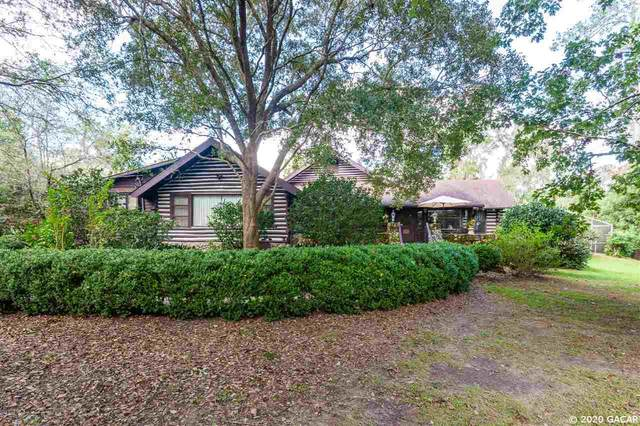 1639 NW 11th Road, Gainesville, FL 32605 (MLS #439402) :: The Curlings Group
