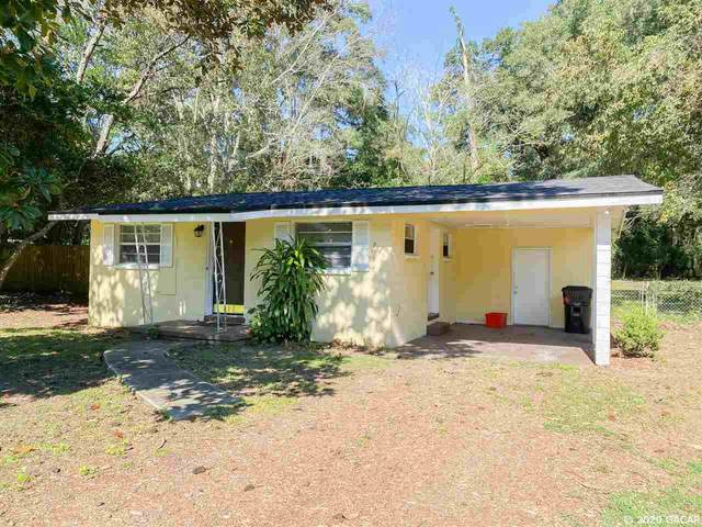 2940 SE 18TH AVE, Gainesville, FL 32641 (MLS #439535) :: Better Homes & Gardens Real Estate Thomas Group