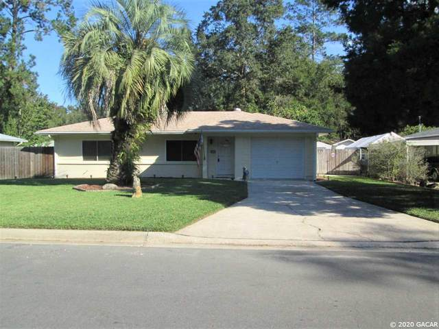 4223 NW 21 Street, Gainesville, FL 32605 (MLS #439711) :: The Curlings Group