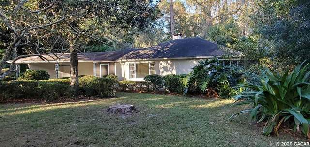 3309 NW 3rd Street, Gainesville, FL 32609 (MLS #440007) :: The Curlings Group