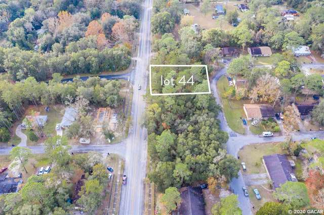 2241 SE 34th Terrace, Gainesville, FL 32641 (MLS #440261) :: The Curlings Group
