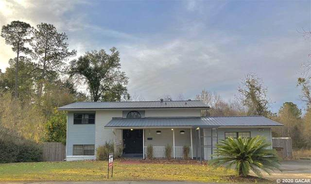 1130 SW Lake Montgomery Avenue, Lake City, FL 32025 (MLS #440342) :: Abraham Agape Group