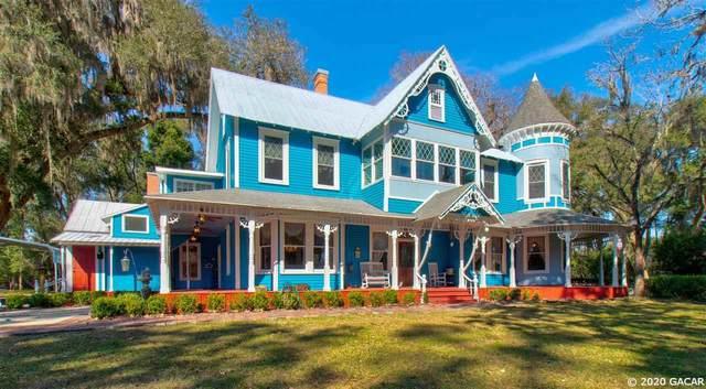 13570 SW 173 Court, Archer, FL 32618 (MLS #440402) :: Pristine Properties