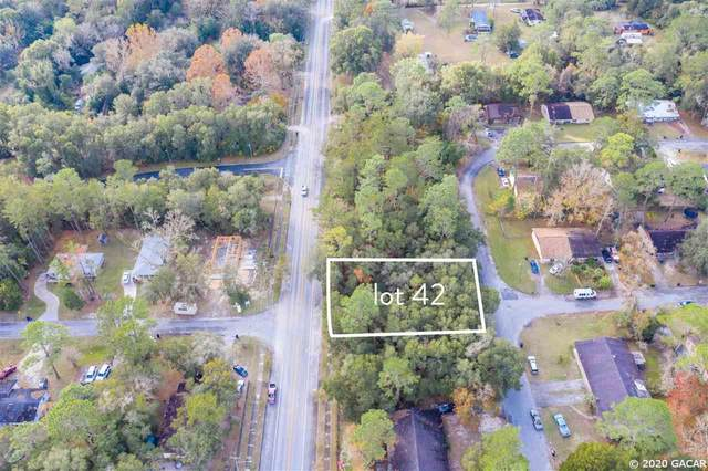 2231 SE 34th Terrace, Gainesville, FL 32641 (MLS #440430) :: The Curlings Group
