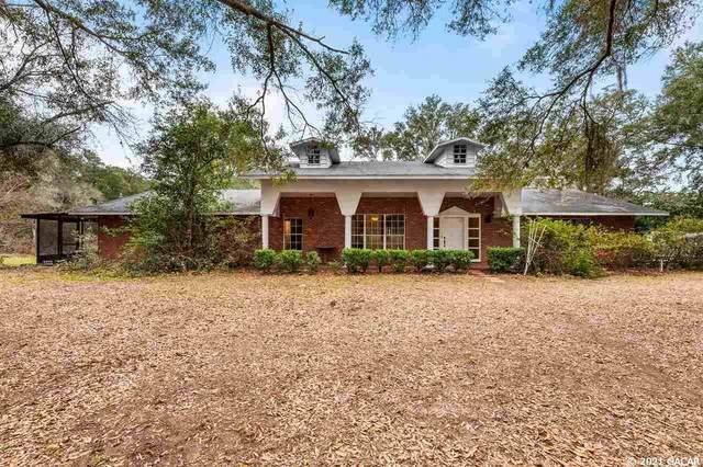 10490 NE State Road 24, Archer, FL 32618 (MLS #440714) :: Pristine Properties