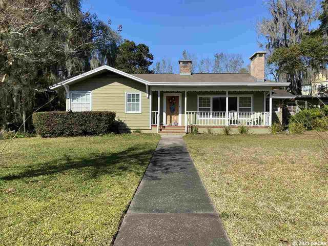 1040 SW 11th Terrace, Gainesville, FL 32601 (MLS #441086) :: Pepine Realty